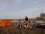 20-05-2013 Ordos - Bienenzucht / Beekeeping - Camping am See / on the lake